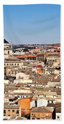 Toledo Spain Beach Towel
