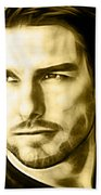 Tom Cruise Collection Beach Towel