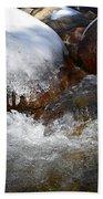 Trail To Tokopah Falls Beach Towel
