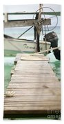 Tuamotu Isles Beach Towel