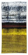 Untitled No. 18 Beach Towel