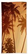View Of Tahiti Beach Towel