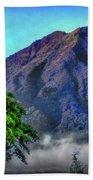 Volcan De Agua, Antigua Guatemala I Beach Towel