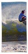 Wave Action  Beach Sheet