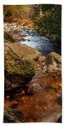 Wicklow Stream Beach Towel