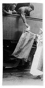 World War I: Red Cross Beach Towel