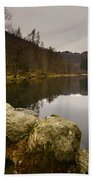 Yew Tree Tarn Beach Towel