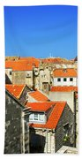 Croatia, Dubrovnik Beach Towel