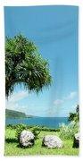 Keanae Maui Hawaii Beach Towel