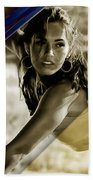 Megan Fox Collection Beach Towel