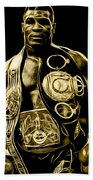 Mike Tyson Collection Beach Towel