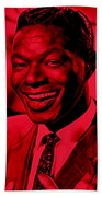 Nat King Cole Collection Beach Towel