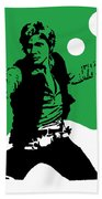 Star Wars Han Solo Collection Beach Towel