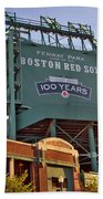 100 Years At Fenway Beach Towel