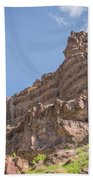 10902 Owyhee River Canyon Beach Towel
