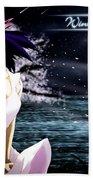 Fate/stay Night Beach Towel