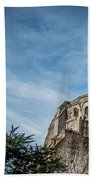 Le Mont Saint Michel Beach Towel