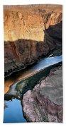 1118 Down River Beach Towel