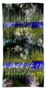 11362 Child Of The Universe With Lyrics By Barclay James Harvest Beach Towel