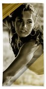 Megan Fox Collection Beach Towel
