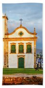 Paraty, Brazil Beach Towel