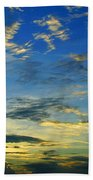 Sunrise / Sunset / Indian River Beach Sheet