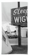 Route 66 - Wigwam Motel Beach Towel