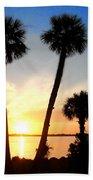 Sunrise / Sunset / Indian River Beach Towel