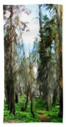 Nature Landscape Nature Beach Towel