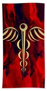 Doctors Collection Beach Towel
