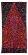 Mobius Band Beach Towel