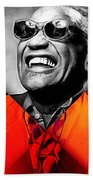 Ray Charles Collection Beach Towel