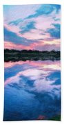 Nature Landscape Jobs Beach Towel