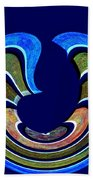 1408 Abstract Thought Beach Towel