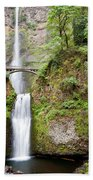 1417 Multnomah Falls Beach Towel