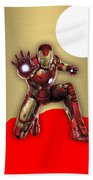 Iron Man Collection Beach Towel