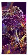 Insect Nature Live  Beach Towel