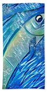 Swordfish Beach Towel