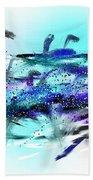 160518ba Beach Towel