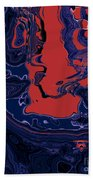 1671 Abstract Thought Beach Towel