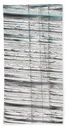 16x9.255-#rithmart Beach Towel