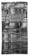 16x9.81-#rithmart Beach Towel