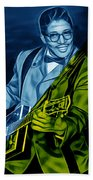Bo Diddley Collection Beach Towel