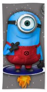 Minions Collection Beach Towel