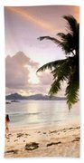 Pictures Of Landscape Beach Towel