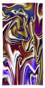 1717 Abstract Thought Beach Towel