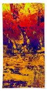 1745 Abstract Thought Beach Towel