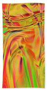 1788 Abstract Thought Beach Towel