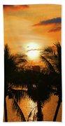 18- Sunrise Surprise Beach Towel