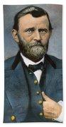Ulysses S. Grant (1822-1885) Beach Towel